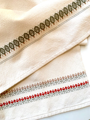 THE HANDWOVEN HAND TOWEL