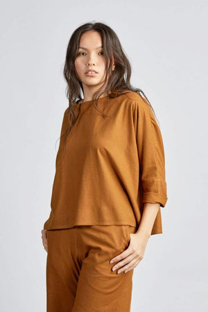 SAMPLE SALE: THE T TOP *EXTENDED LENGTH*