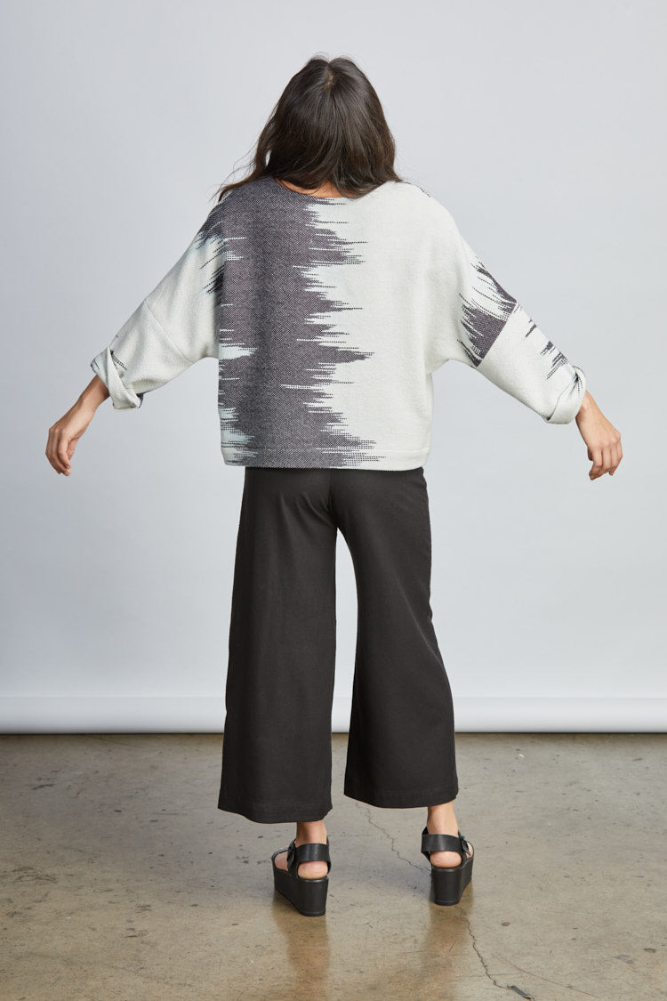 THE CHROMA T SWEATER