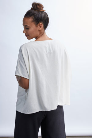 SAMPLE SALE: THE POCKET BOX TOP