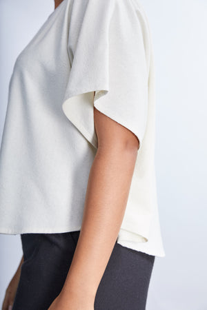 SAMPLE SALE: THE BLANK CANVAS TOP *EXTENDED LENGTH*