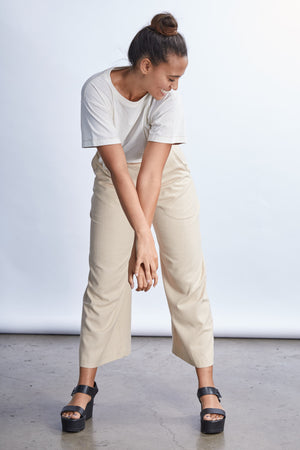 SAMPLE SALE: THE WIDE LEG PANT