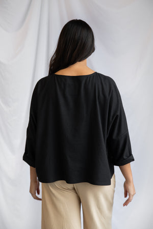 THE LS POCKET BOX TOP: WHOLESALE