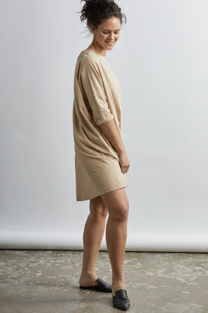 SAMPLE SALE: THE T DRESS