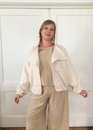 SAMPLE SALE: THE POOF JACKET
