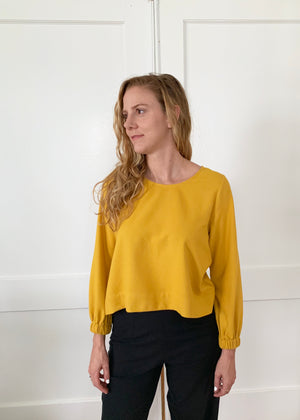 SAMPLE SALE: THE POOF TOP