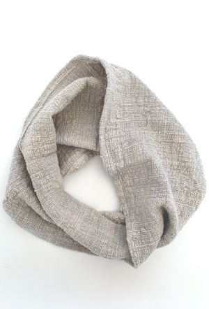SAMPLE SALE: THE HANDWOVEN COWL