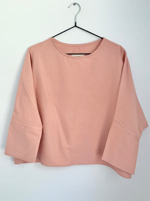 SAMPLE SALE: THE COTTON T TOP *EXTENDED LENGTH*