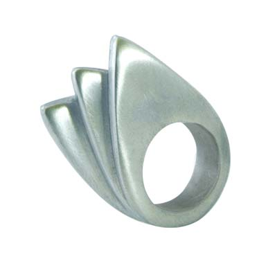 New Heights Lotus Ring