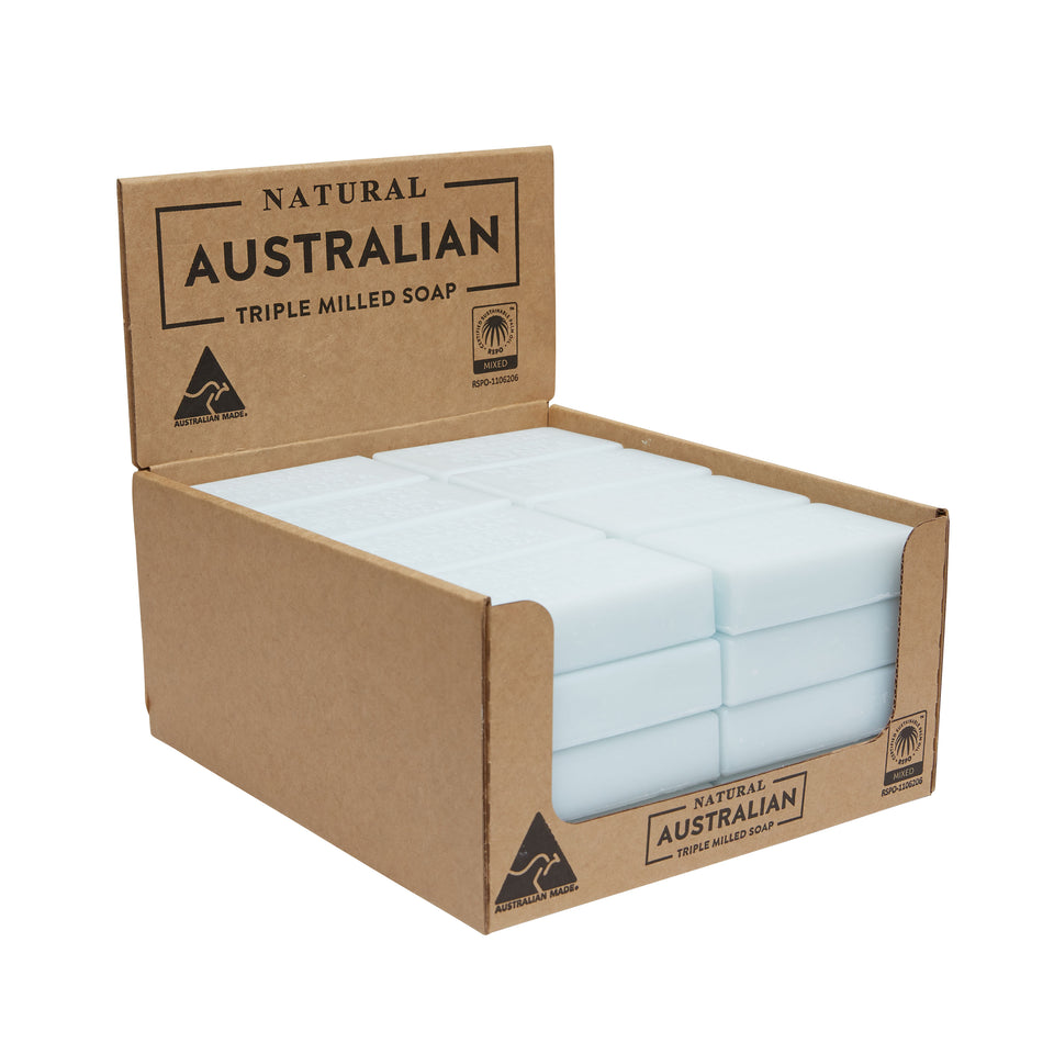 Natural Australian Triple Milled Soap