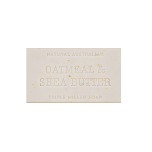 Colloidal Oatmeal & Shea Butter Soap 100g