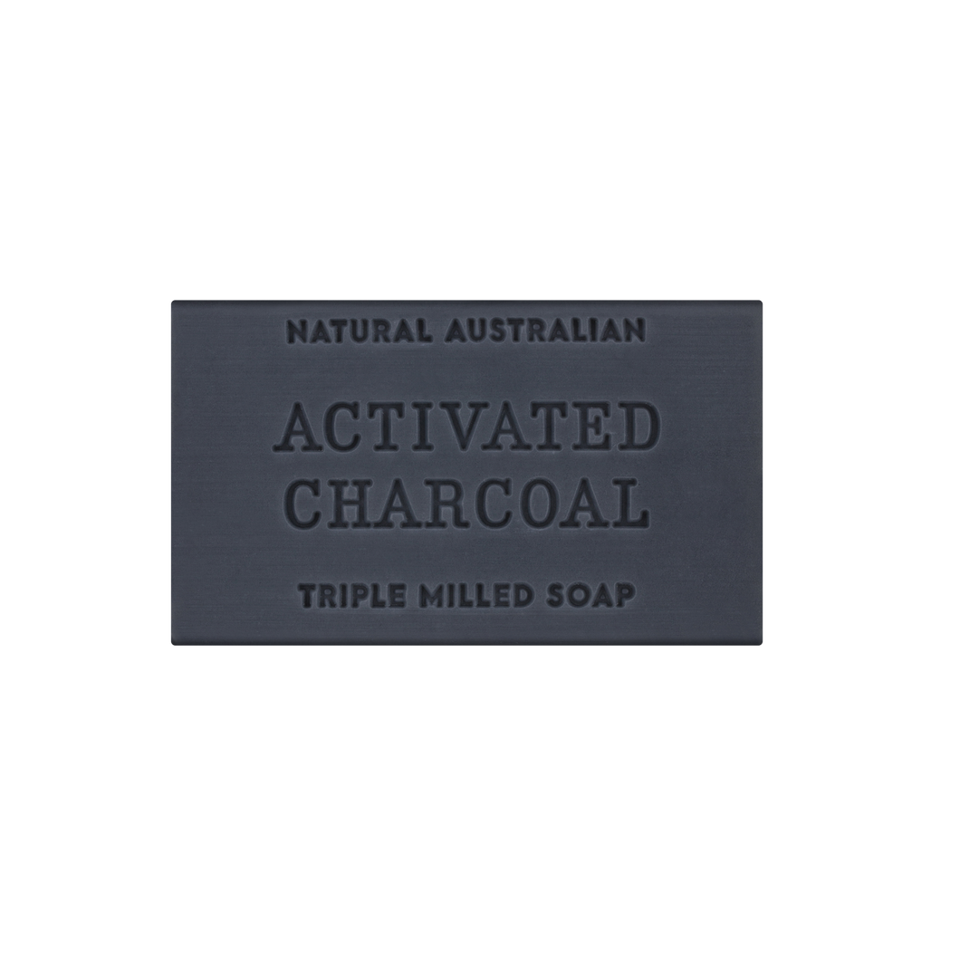 Activated Charcoal Soap 100g