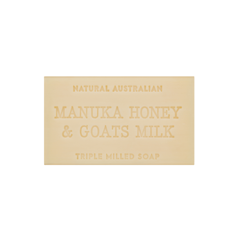 Manuka Honey & Goats Milk Soap 100g