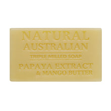 Papaya Extract and Mango Butter 100g Soap