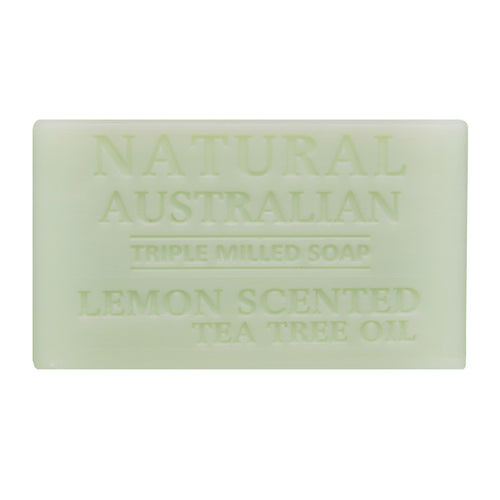 Lemon Scented Tea Tree Soap 100g