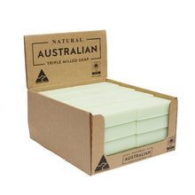 Lemon Scented Tea Tree Soap Shelf Ready Display