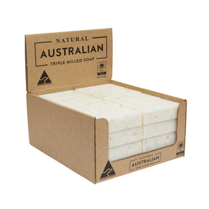 32 x 100g Eucalyptus Peppermint Gum Soap | Shelf Ready Display
