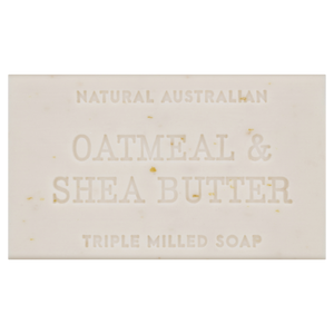 Oatmeal & Shea Butter Soap 200g