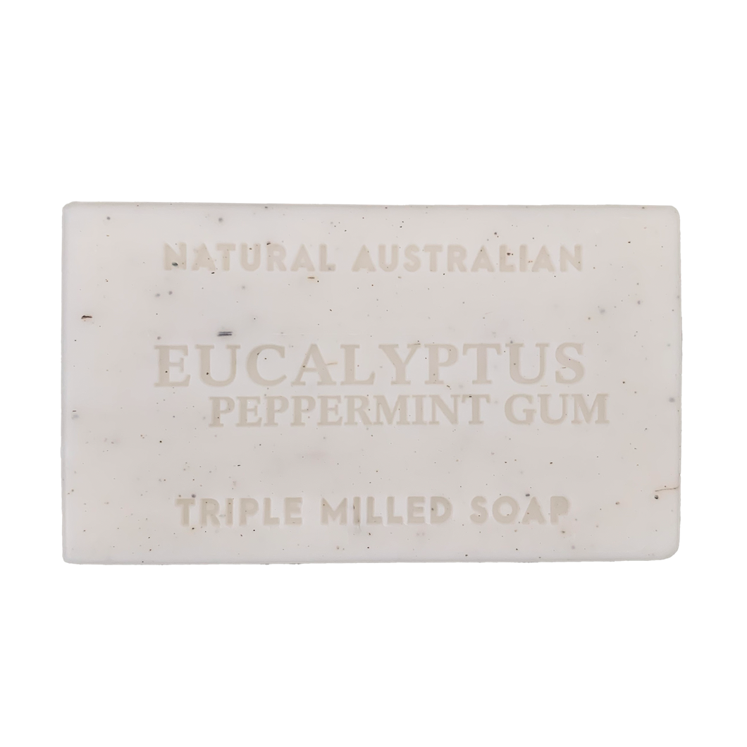 Eucalyptus and Peppermint Gum Soap 100g Soap