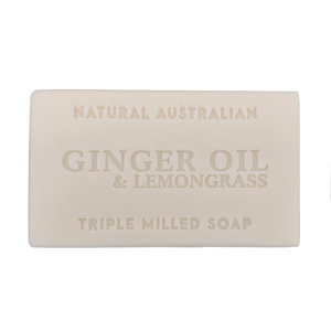 Ginger Oil and Lemongrass 100g Soap