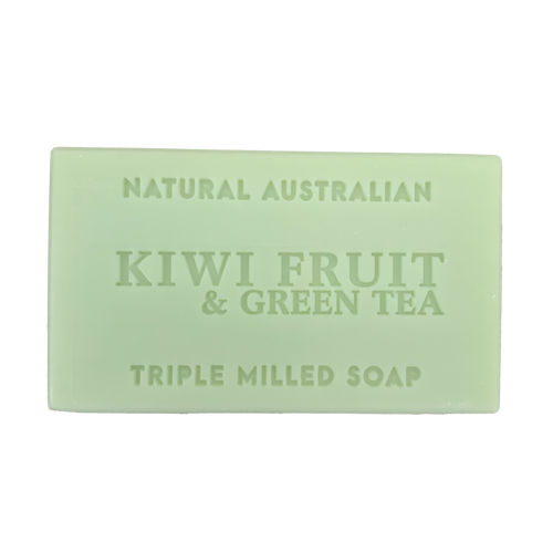 Kiwi Fruit and Green Tea 100g Soap