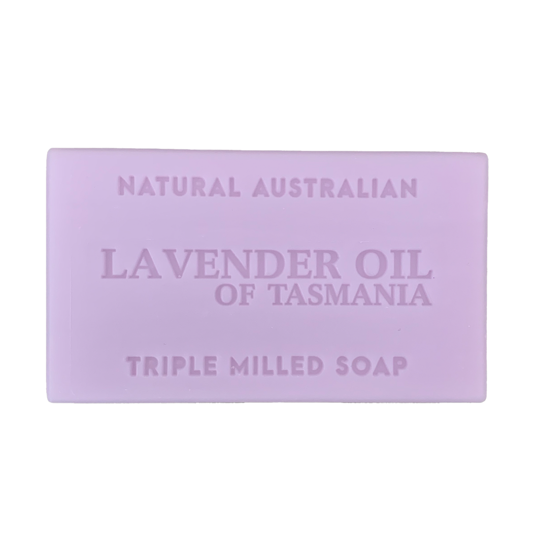 Lavender Oil Of Tasmania Soap 100g