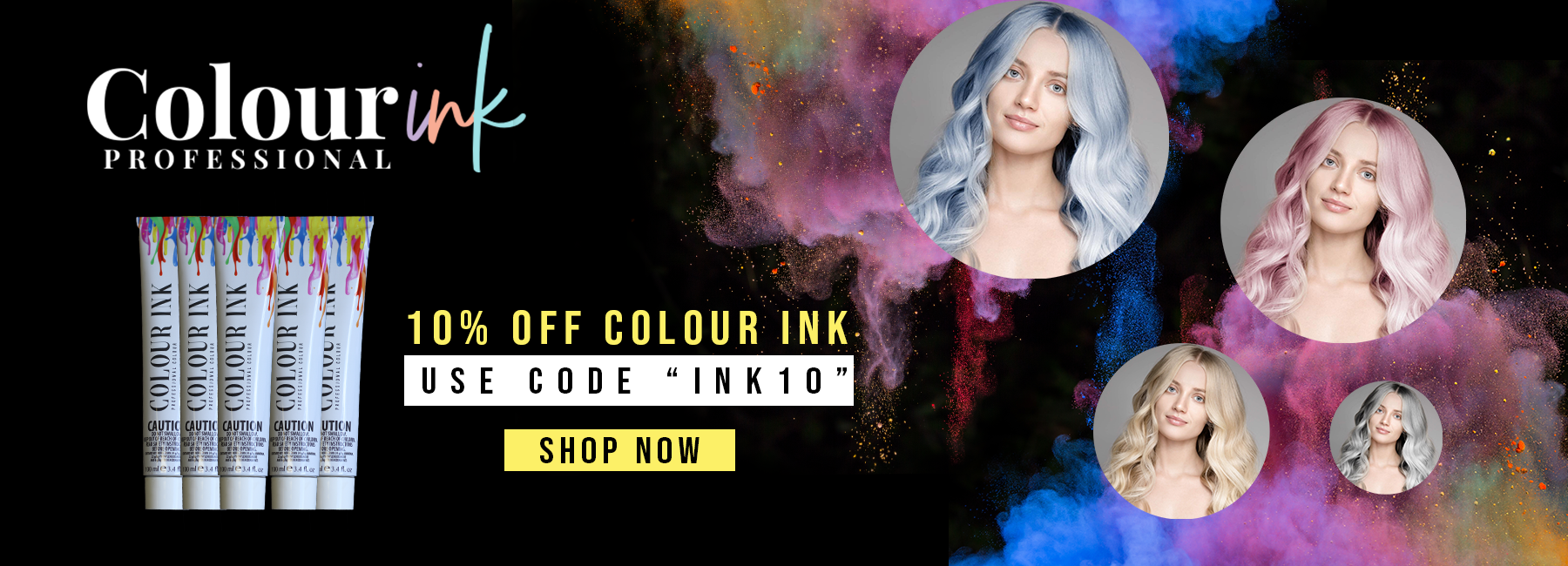 Colour Ink Professional Hair Colour Shop Online