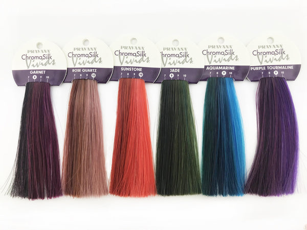 Pravana Crystals Swatch Ring