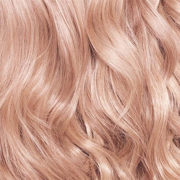 Infiniti Satin Tone on Tone 10.042 EXTRA LIGHT NATURAL COPPER PEARL BLONDE