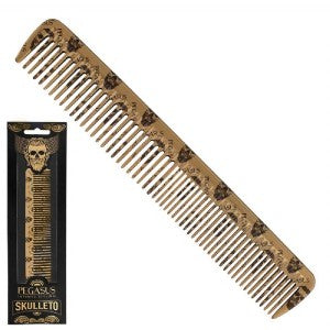Pegasus | Skulleto 202 Styling Comb Gold