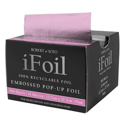 Robert De Soto iFoil Embossed Pop Up Foil