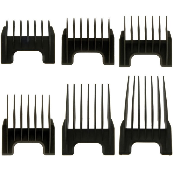 Wahl 5-IN-1 ATTACHMENT COMB – 6 PACK