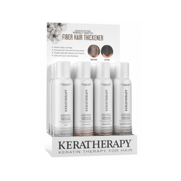 Keratherapy Keratin Infused Fiber Hair Thickener Spray