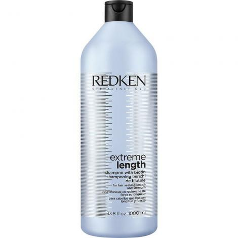 REDKEN EXTREME LENGTH CONDITIONER WITH BIOTIN.