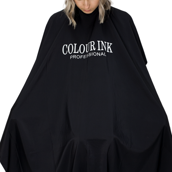 Colour Ink Cutting Cape