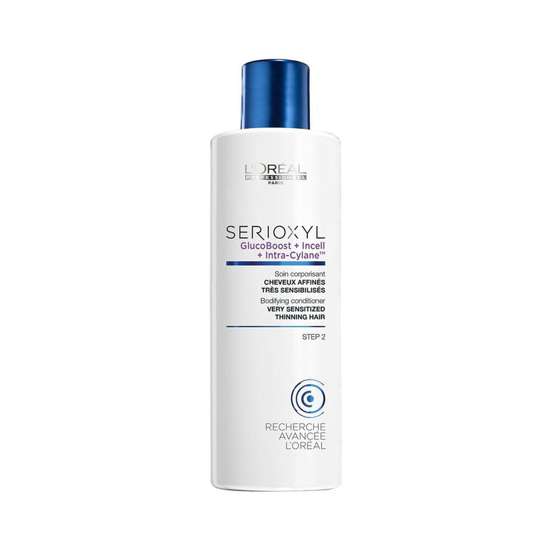 L'Oreal Serioxyl Bodifying Conditioner for Natural Thinning Hair 250ml
