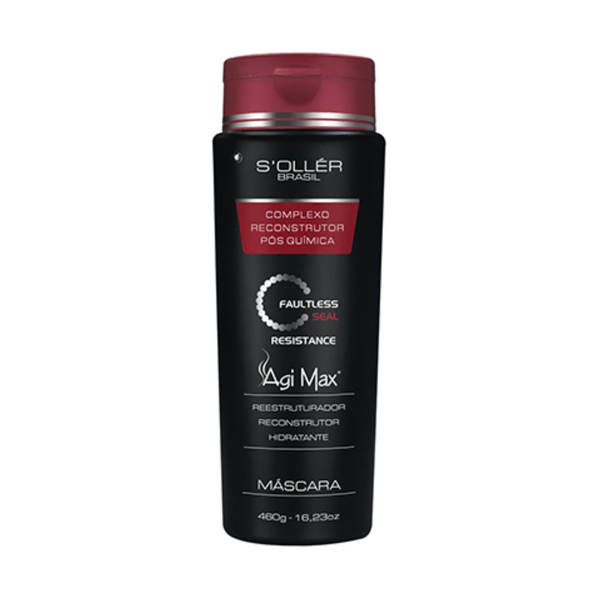 AGI MAX FAULTLESS SEAL - Hydration Mask and Hair Reconstructor.