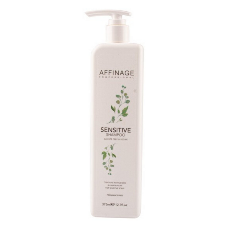 Affinage Cleanse & Care Sensitive Shampoo.