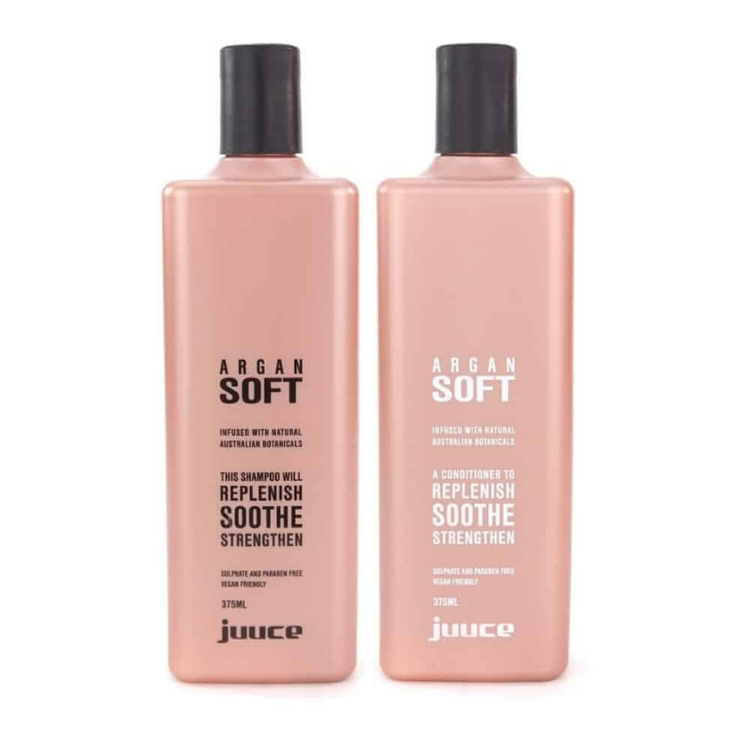 Argan Soft Soothing Hair Shampoo