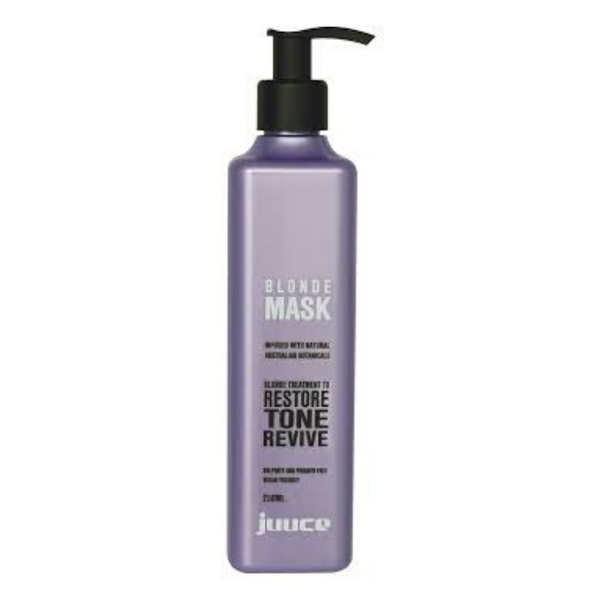 Blonde Mask Hair Treatment by Juuce
