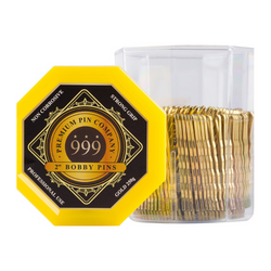 "999 Bobby Pins 2"" Gold"