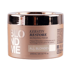 Blondme Keratin Restore Mask 200ml