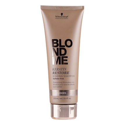 Blondme Keratin Restore all Blondes Shampoo 250ml