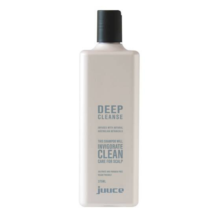 DEEP CLEANSE HAIR SHAMPOO BY JUUCE