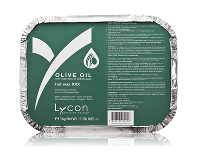 Lycon OLIVE OIL HOT WAX XXX 1kg