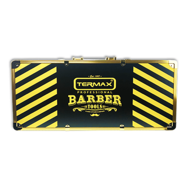 Termax Barber Case Gold