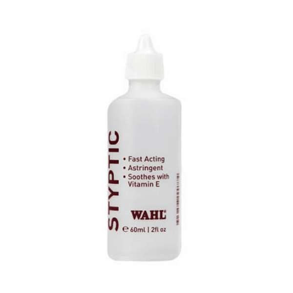 WAHL STYPTIC LIQUID 60ML.