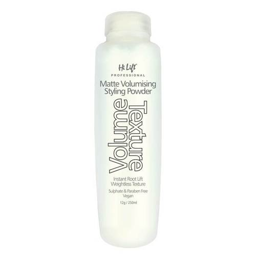 Hi Lift matte volumising styling powder