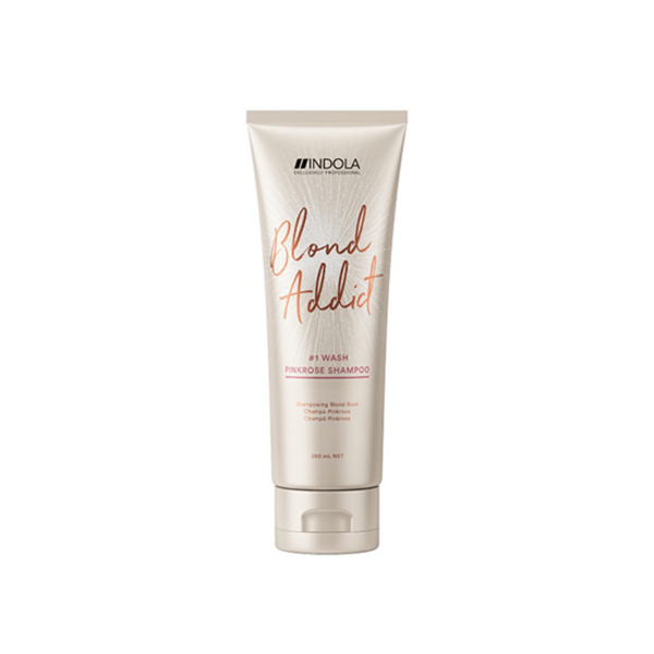 Indola Blonde Addict Shampoo (250ml)