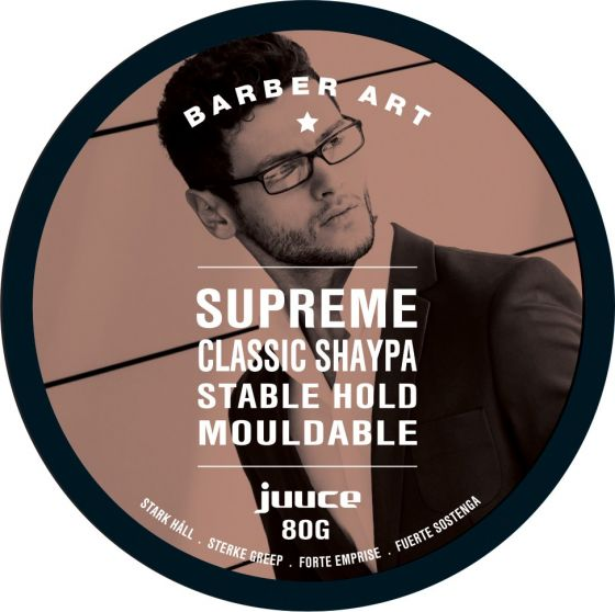 JUUCE Barber Art SUPREME 80g